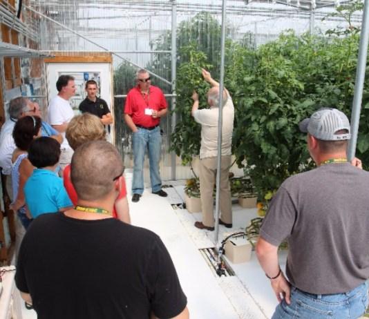 Crop King workshop