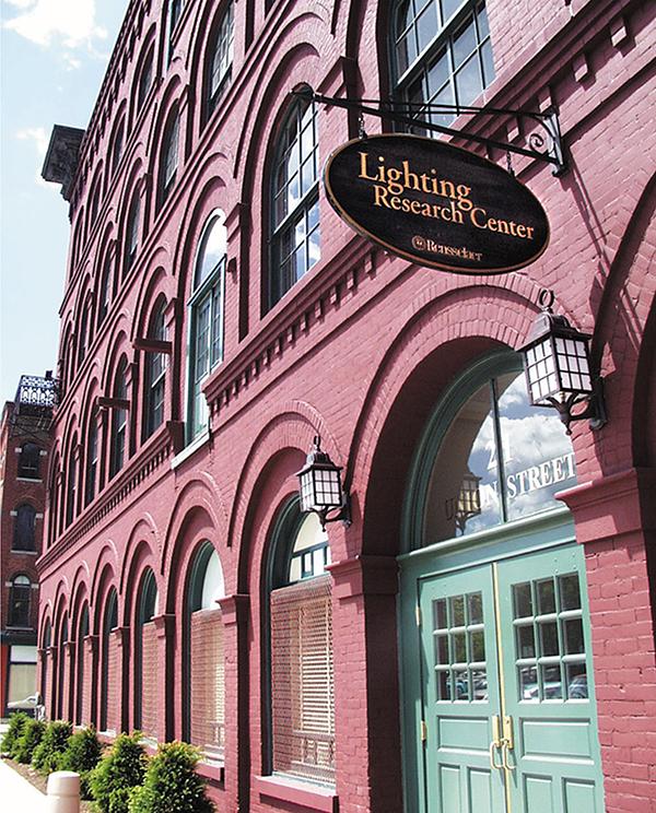 Lighting Research Center Troy New York