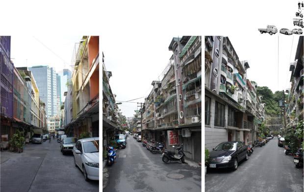 Die Strassen von Asien  urbanalyse
