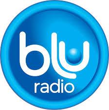 logo blue radio