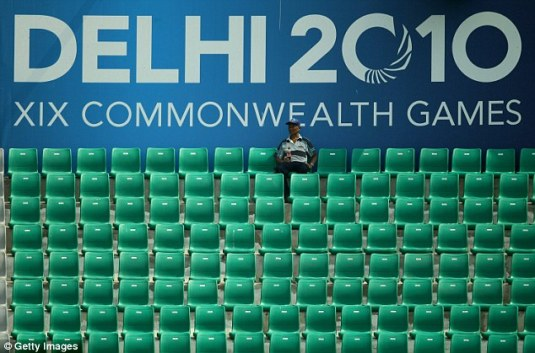 Commonwealth Games - Going Down?