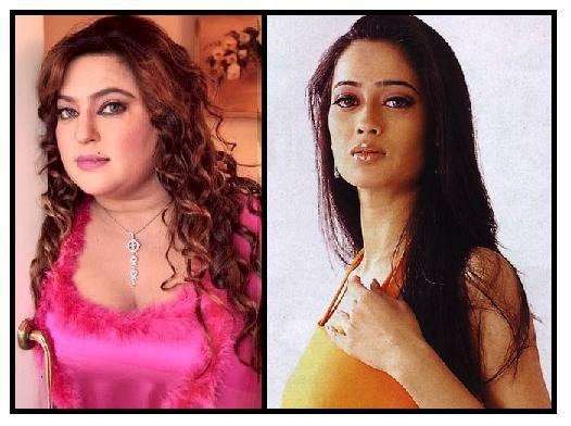Shweta vs. Dolly on Big Boss 4!!