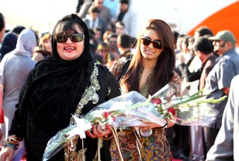 dolly bindra & geeta basra