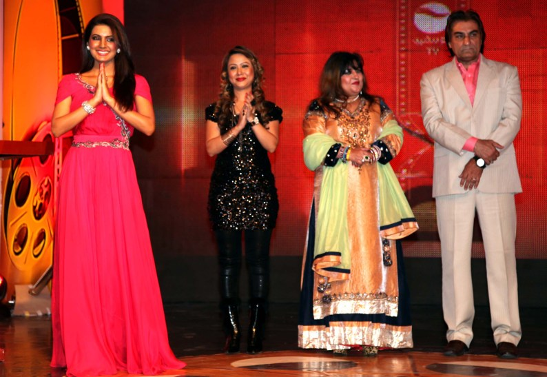 geeta basra,rani,dolly bindra & ali khan