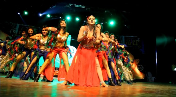 Veena Malik as Silk Smitha19