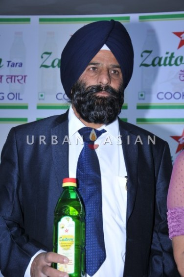 Jaswant Singh- Chairman- Tara Health food ltd at zaitoon Tara launch
