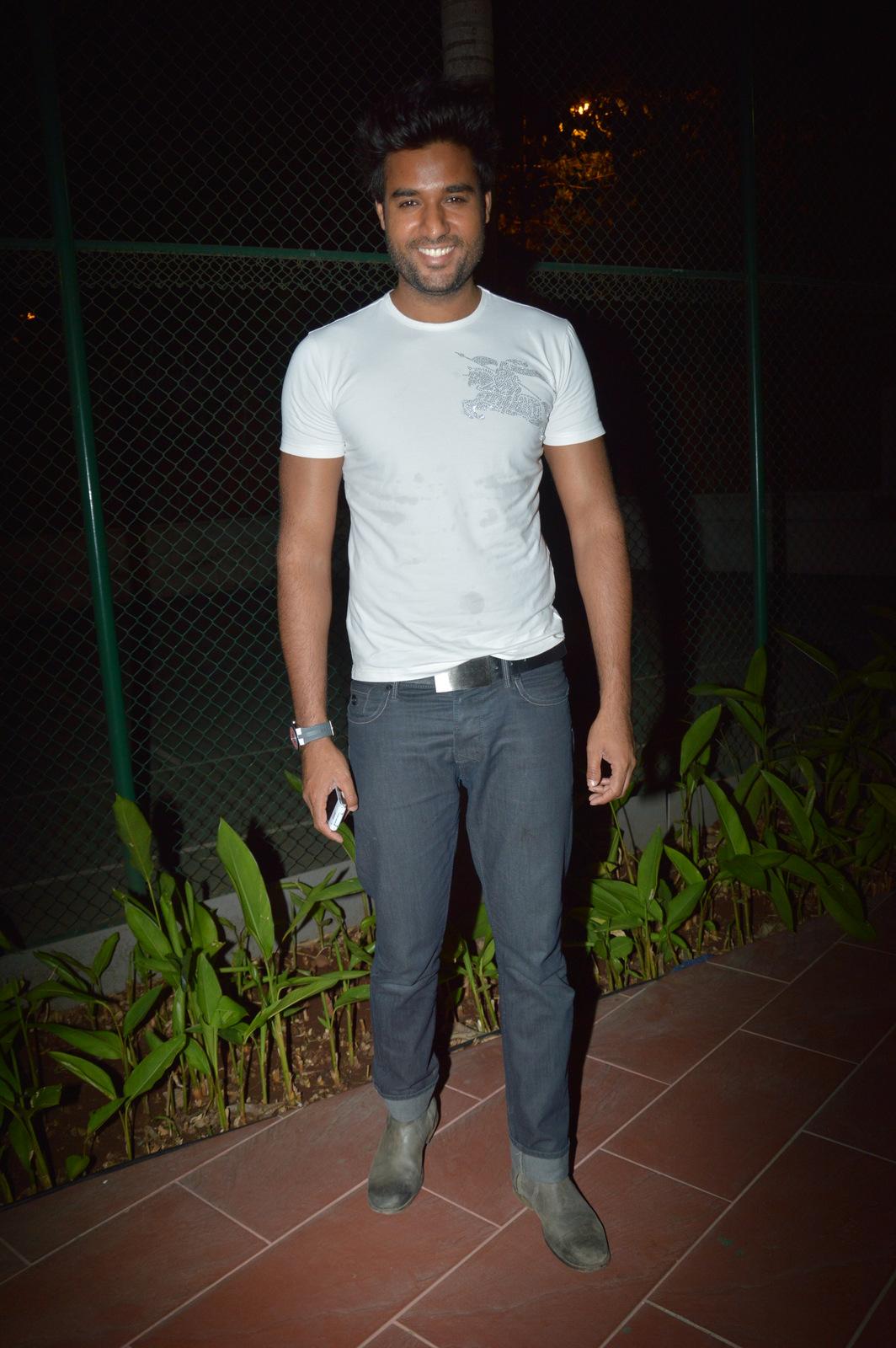 Model-actor Rameshwar Singh