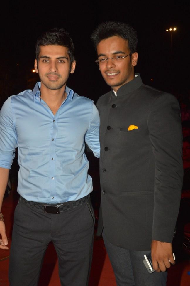 Sammir Dattani and Purvesh Sarnaik