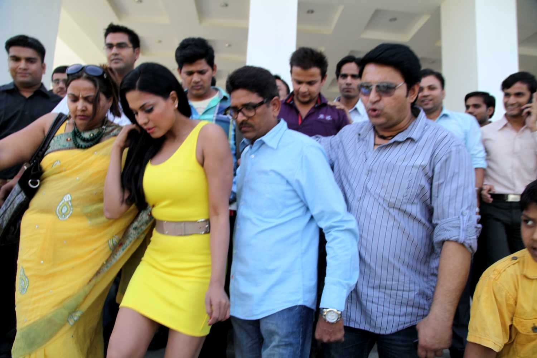 Veena Malik In Jaipur13