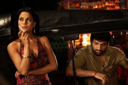 veena with rajan verma