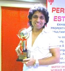 Rajan Verma Recieving award5