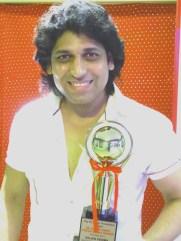 Rajan Verma Recieving award6