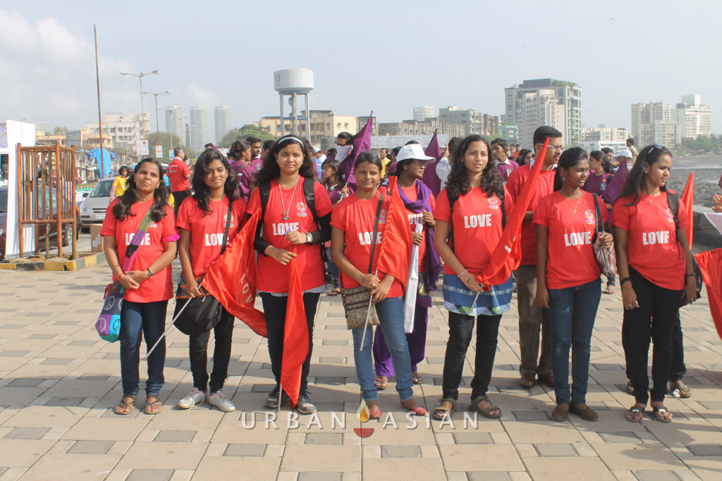 130921_160643Students At Peace Walk Rally