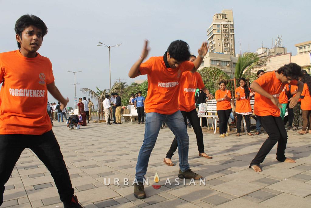 130921_165321Students At Peace Walk2