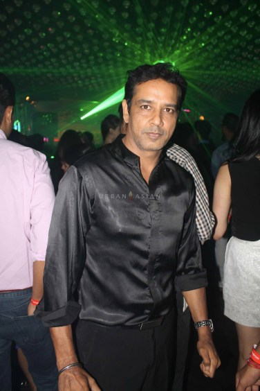 Anup Soni At Party