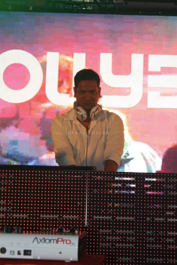 DJ Lloyd At Party