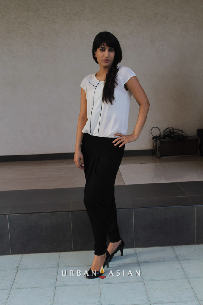 Reshama Dsouza At Are We Safe Campaign