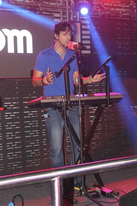 Salim Performing At Party
