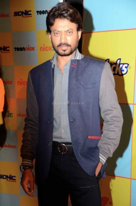 Irfaan Khan at Kids Choice Award