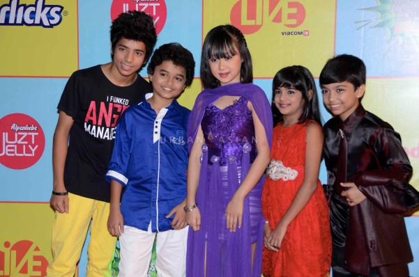 Kids at Kids Choice Award