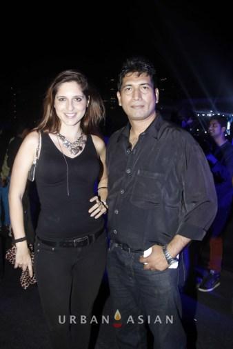 131206_084527Helena Kurtz With Satish Reddy At Party