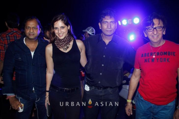 131206_091324Vasant Bhandari Helena Kurtz Satish Reddy With Kailash Surendranath At Party