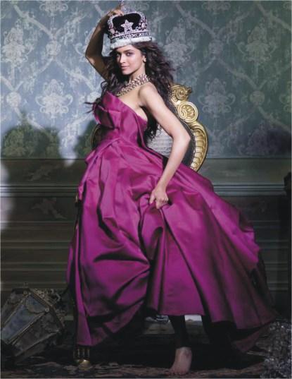 Deepika Crown pic -