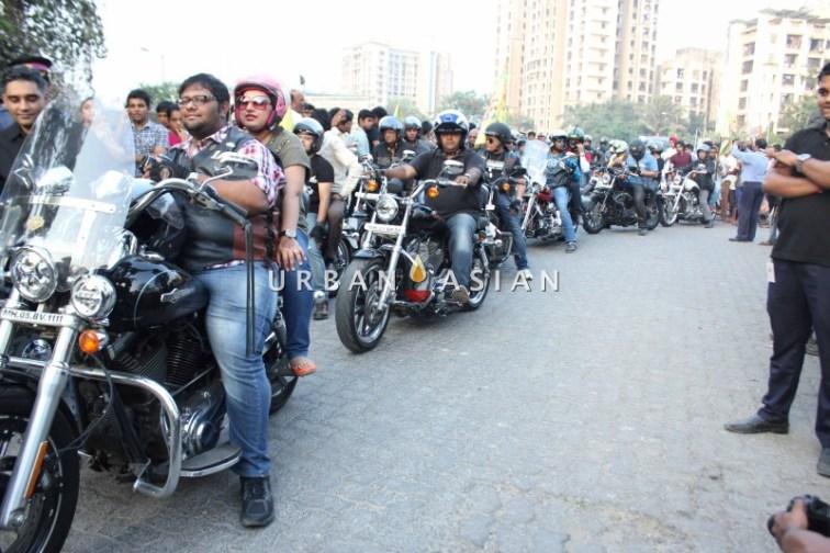 Harley Davidson Bike Rally1