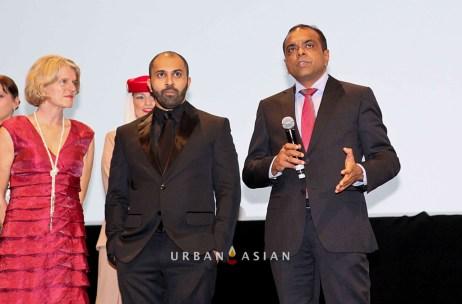 Dorothee, Ritesh & Arun
