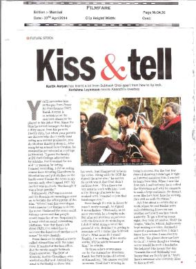 Kaanchi on Filmfare-3