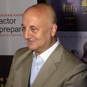 IIFA premier and workshop, anupum kher