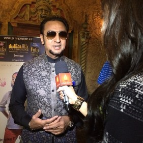 IIFA premier and workshop, Gulshan Grover