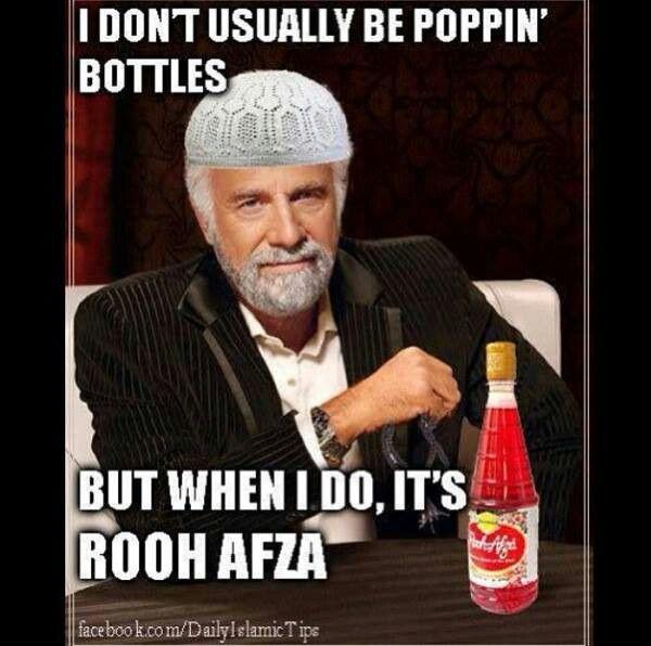 rooh afza