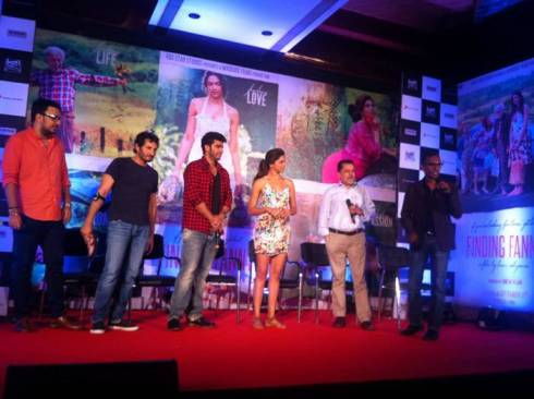 finding fanny music release 1