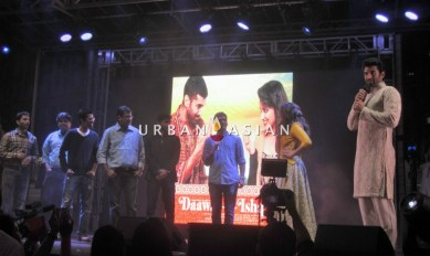 parineeti and aditya in times square