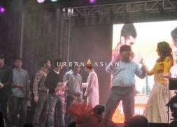 parineeti and aditya in times square