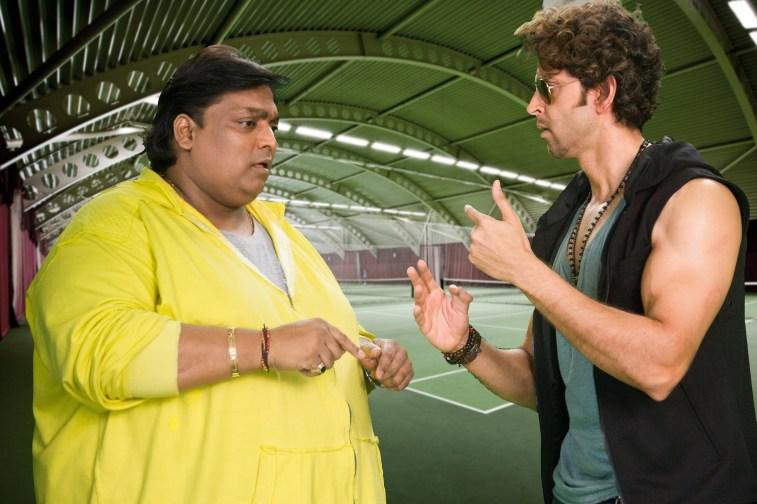 Hrithik Roshan & Ganesh Acharya (1)