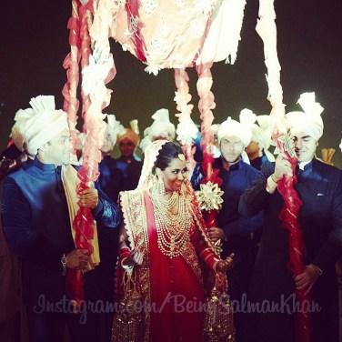arpita weds ayush 30