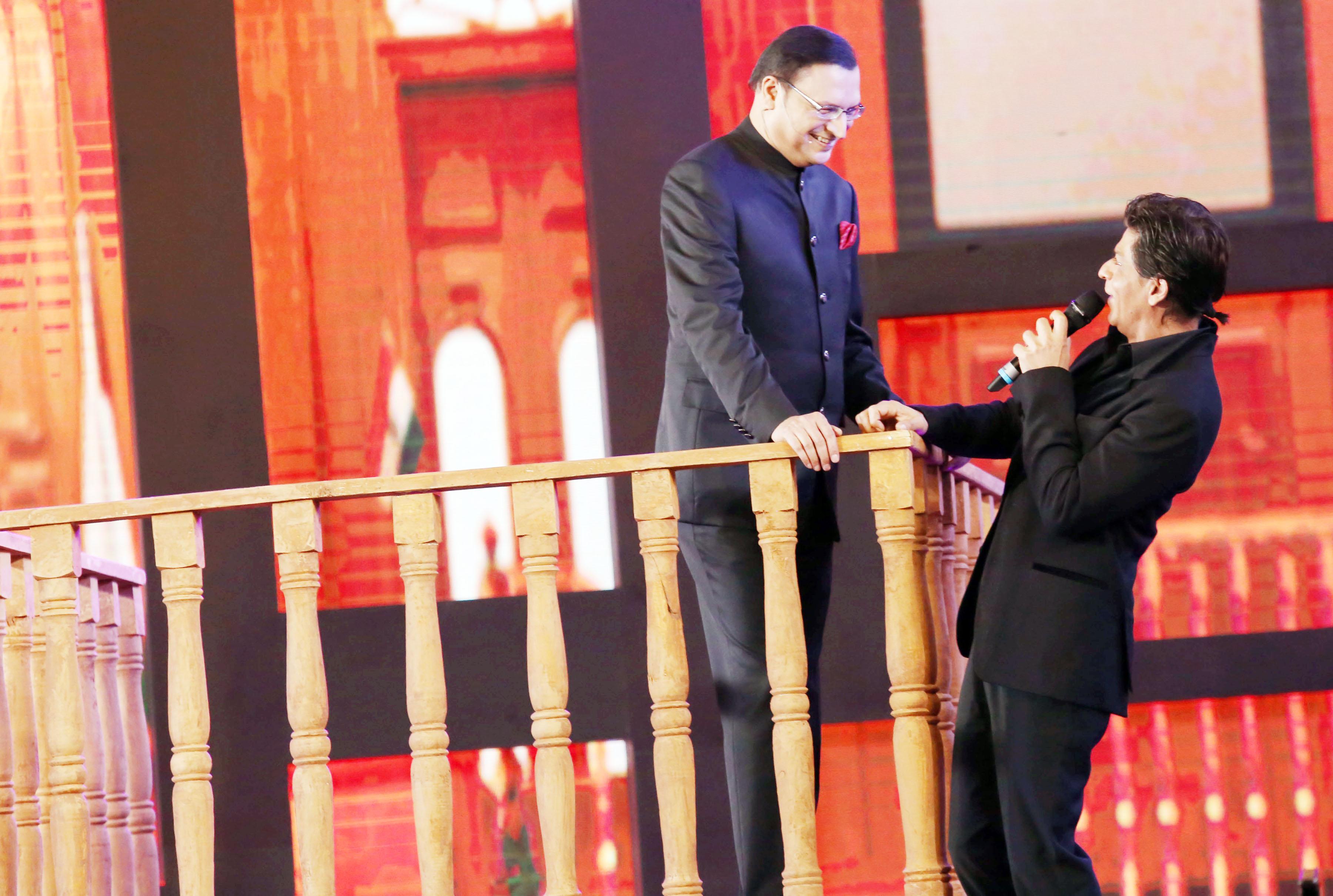 21 YEARS OF INDIA TV'S AAP KI ADALAT CELBRATION AT PRAGATI MAIDAN 0001