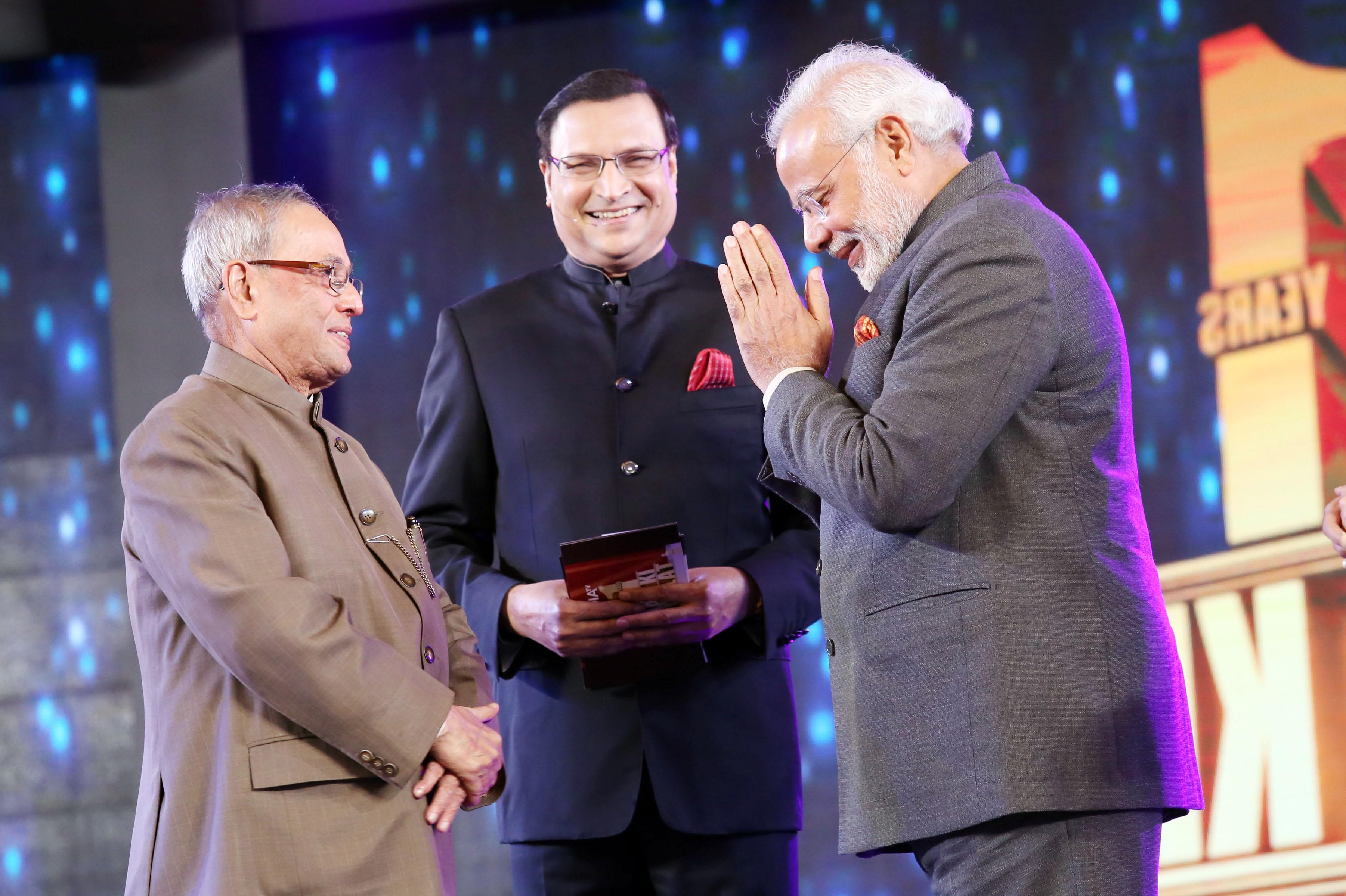 21 YEARS OF INDIA TV'S AAP KI ADALAT CELBRATION AT PRAGATI MAIDAN 0004