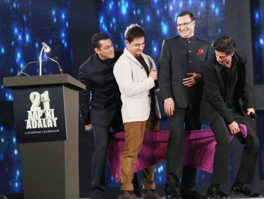 21 YEARS OF INDIA TV'S AAP KI ADALAT CELBRATION AT PRAGATI MAIDAN 003