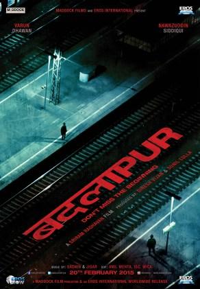 Badlapur Teaser Poster