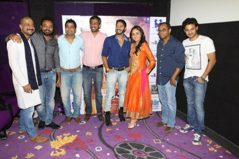 Jitendra, Nikhil, Amit, Suhrud, Shreyas, Amruta, Vivek & Adinath