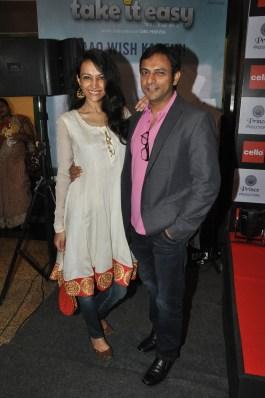 Joy Sengupta and Dipannita Sharma