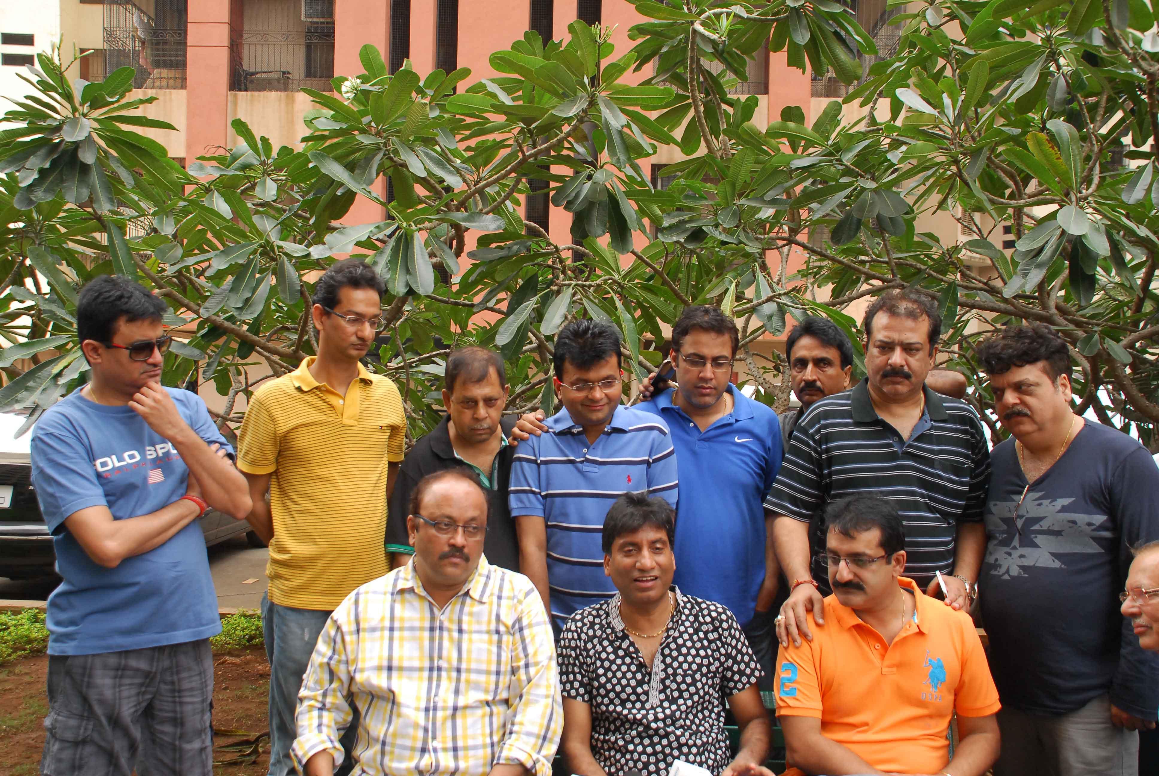 Raju Srivastav Clean Mumbai15