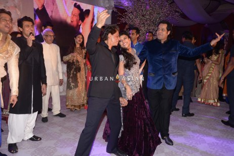 Shahrukh Perfoming