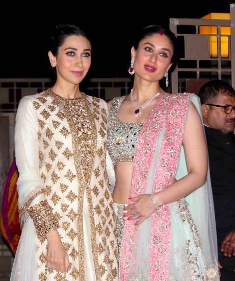 Kareena and Karishma
