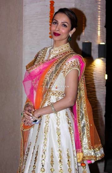 Bollywood actor Malaika Arora Khan