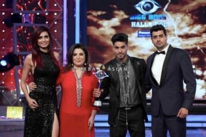 Bigg Boss 8, Gautam Gulati, Karishma Tanna, Pritam, Farah Khan