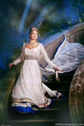 Cinderella from the movie Cinderella